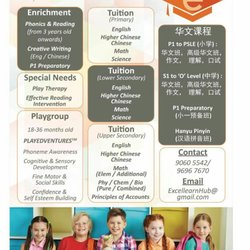 photo of excellearnhub tuition and enrichment jurong east singapore singapore tuition and
