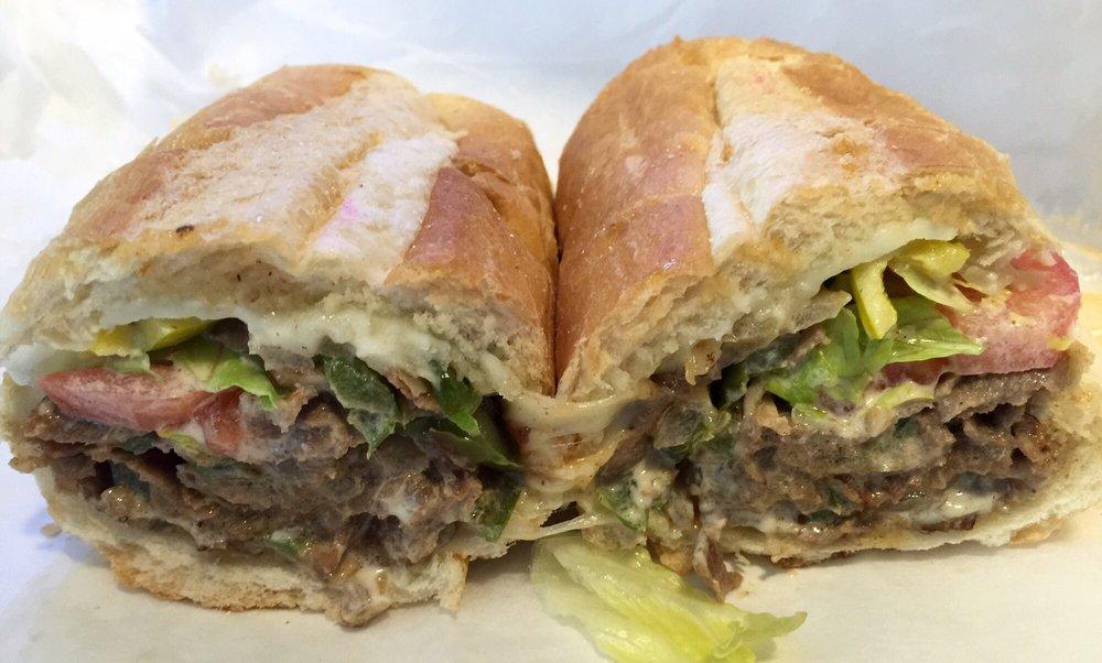 Aggie's Steak Subs: 13442 Nc Highway 55, Bayboro, NC