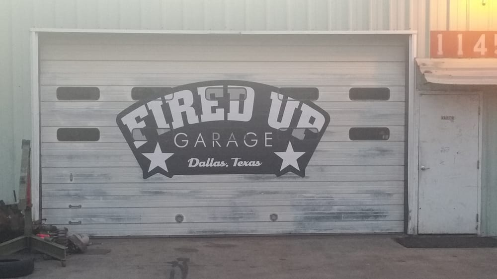 Fired Up Garage : Photos pour fired up garage yelp