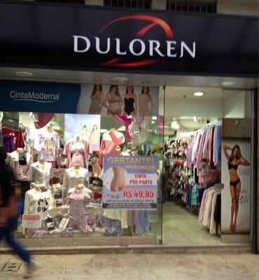 654c4ab6b Duloren - Lingerie - Rua Barão De Mesquita