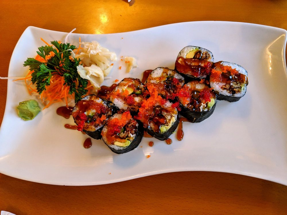 T'asia Sushi Bar & Thai Cuisine: 4648 Park Blvd, Pinellas Park, FL