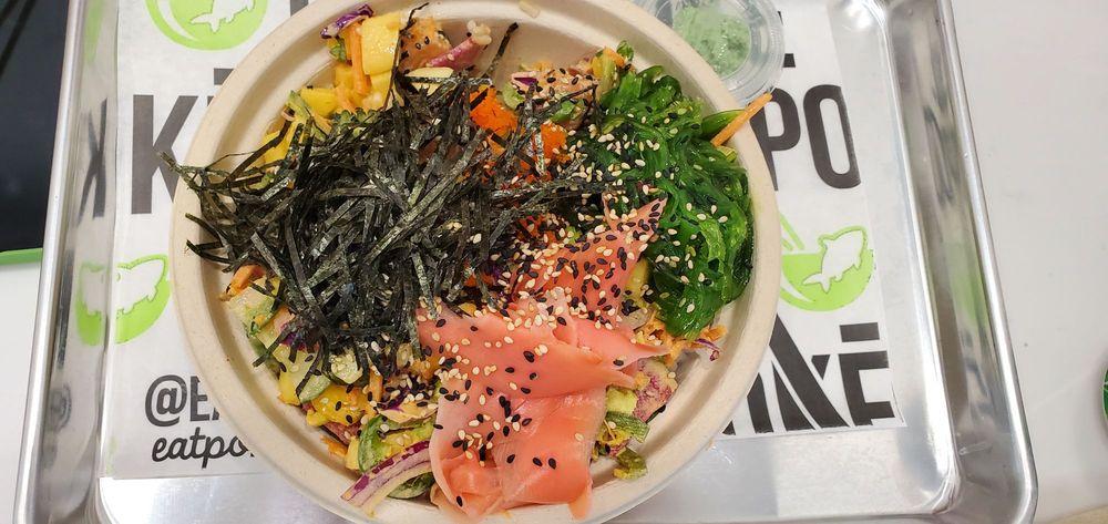 Poke Poke - Sushi Unrolled: 4501 Woodward Ave, Detroit, MI