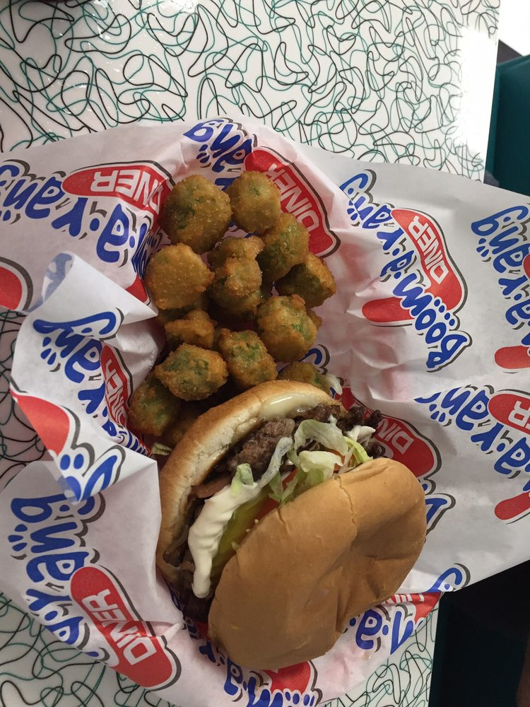 Boom-a-rang Diner: 117 S Main St, Bristow, OK