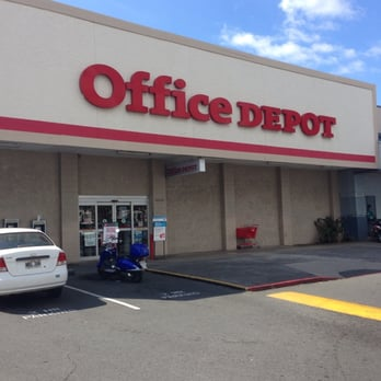 Office Depot   25 Photos U0026 48 Reviews   Office Equipment   1505 Dillingham  Blvd, Kalihi, Honolulu, HI   Phone Number   Yelp