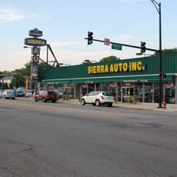 Sierra Auto Group - Auto Loan Providers - 4207 N Western Ave, North