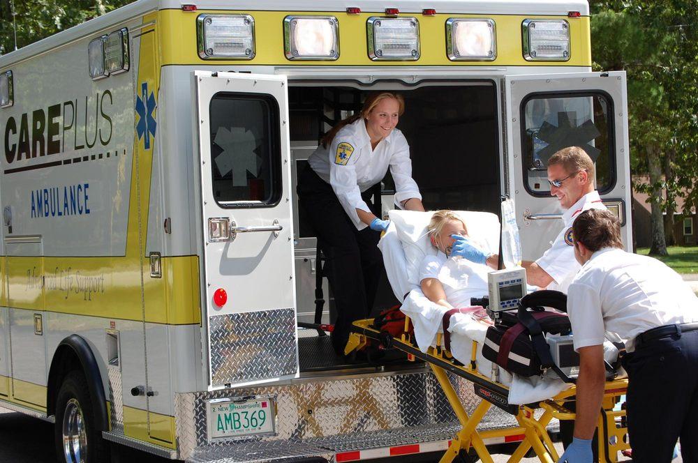 CarePlus Ambulance Service: 1502 Columbia Cir, Merrimack, NH
