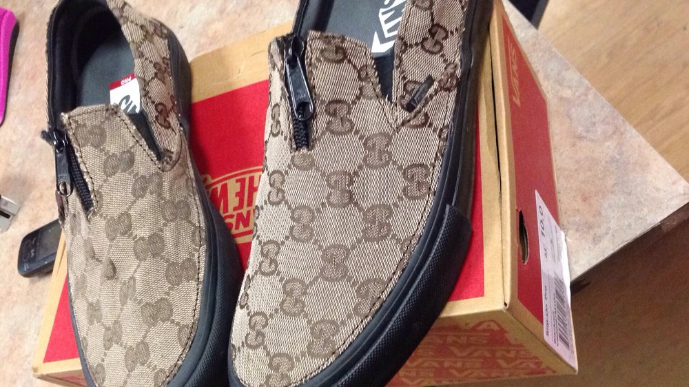 gucci vans custom. photo of shoe lab - santa clarita, ca, united states. custom gucci vans
