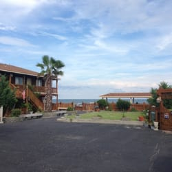 Photo Of Seven Seas Inn Kure Beach Nc United States From The