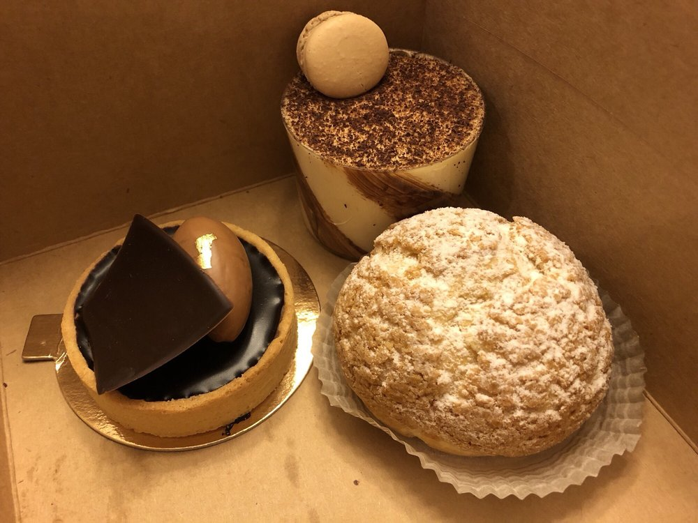 Bella Cora Bakery: 7500 N Mesa St, El Paso, TX