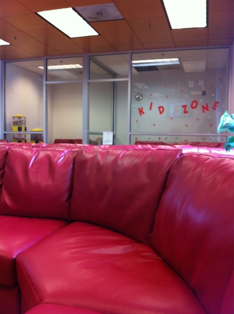 large partitioned waiting room yelp. Black Bedroom Furniture Sets. Home Design Ideas