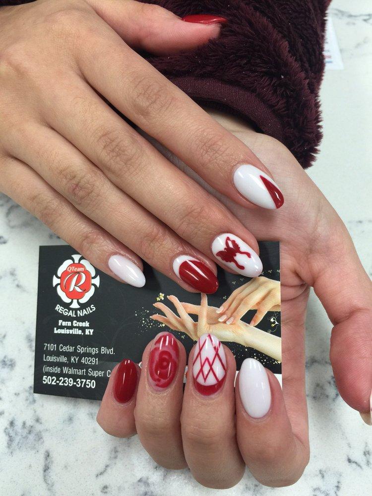 Regal Nails - 34 Photos - Nail Salons - 7101 Cedar Springs Blvd ...