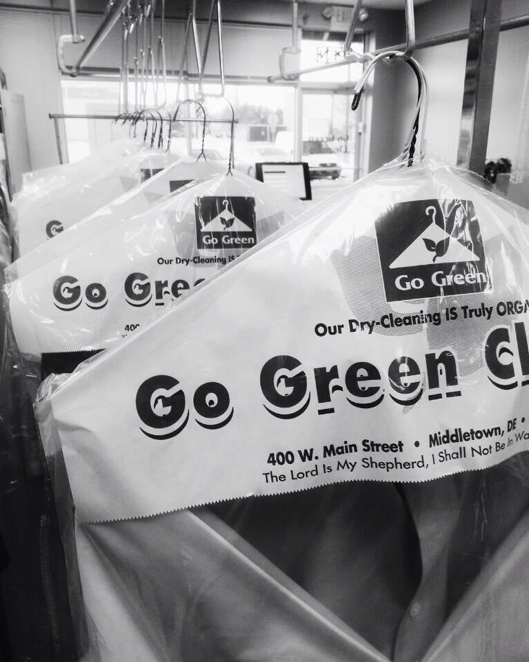Go Green Cleaners: 400 W Main St, Middletown, DE