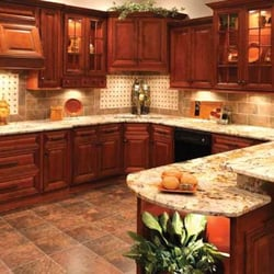 Cambridge Kitchen Cabinets and Flooring - Kitchen & Bath - 9291 Old ...