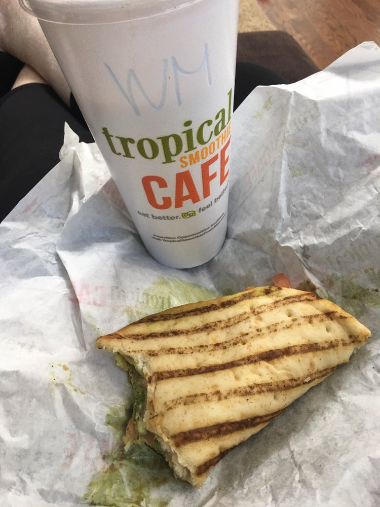 Tropical Smoothie Cafe: 43670 Greenway Corporate Dr, Ashburn, VA