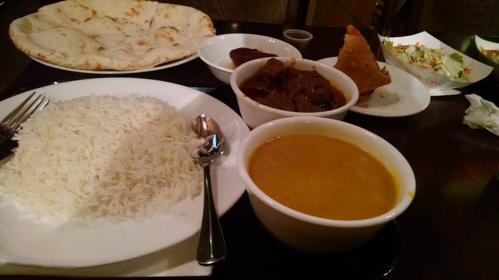 Indian Restaurants Near Port Authority