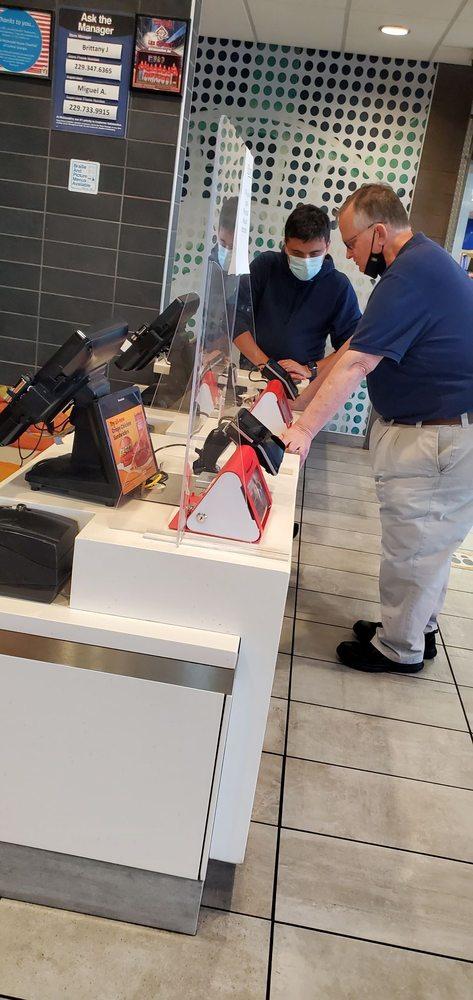 McDonald's: 274 US Hwy 19 S, Leesburg, GA