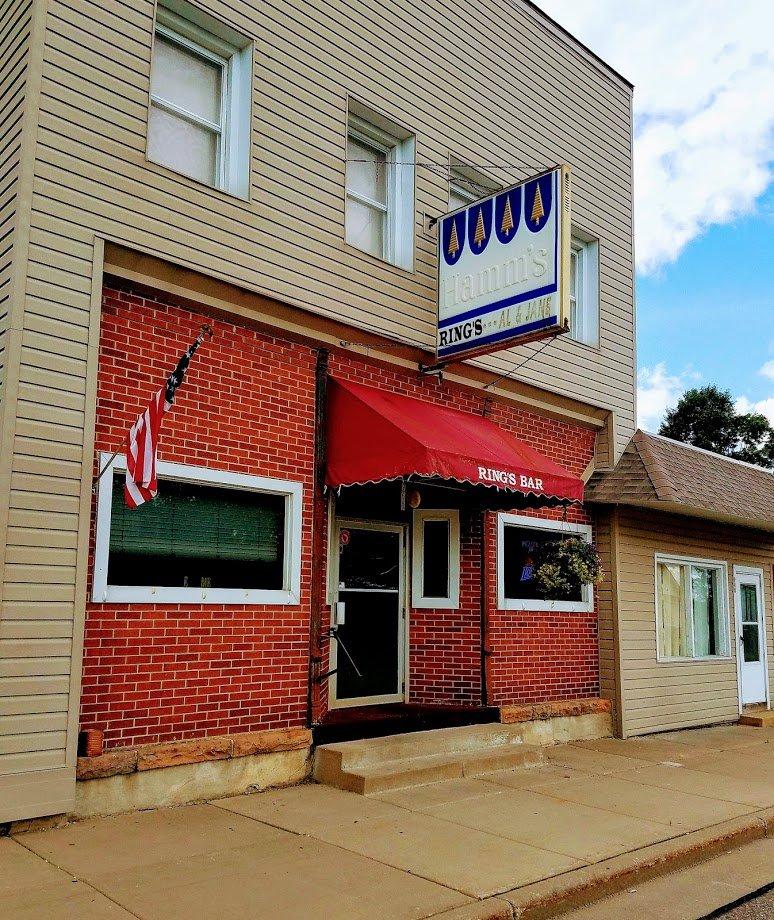 Ring's Bar: 950 Alma Ave, Plain, WI