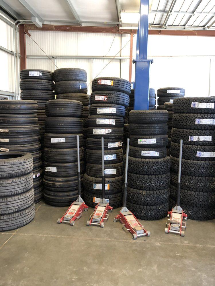 Baja Desert Tire Company: 333 W 5th St, Holtville, CA