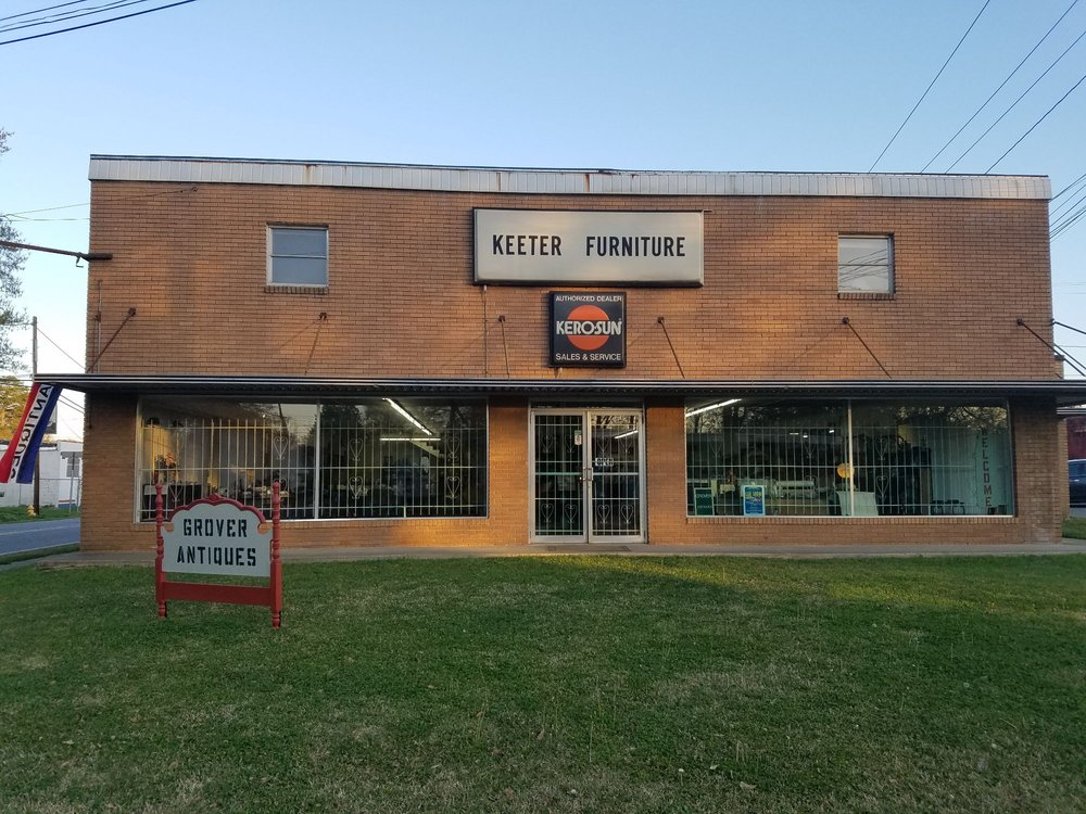 Grover Antiques: 101 Mulberry Rd, Grover, NC
