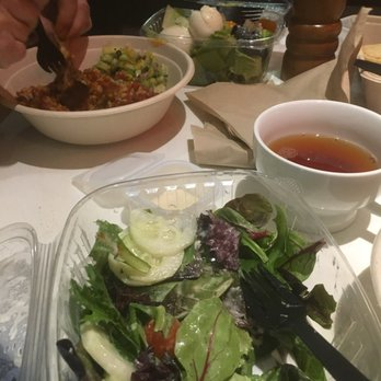 Saffron Cafe Menu Monterey