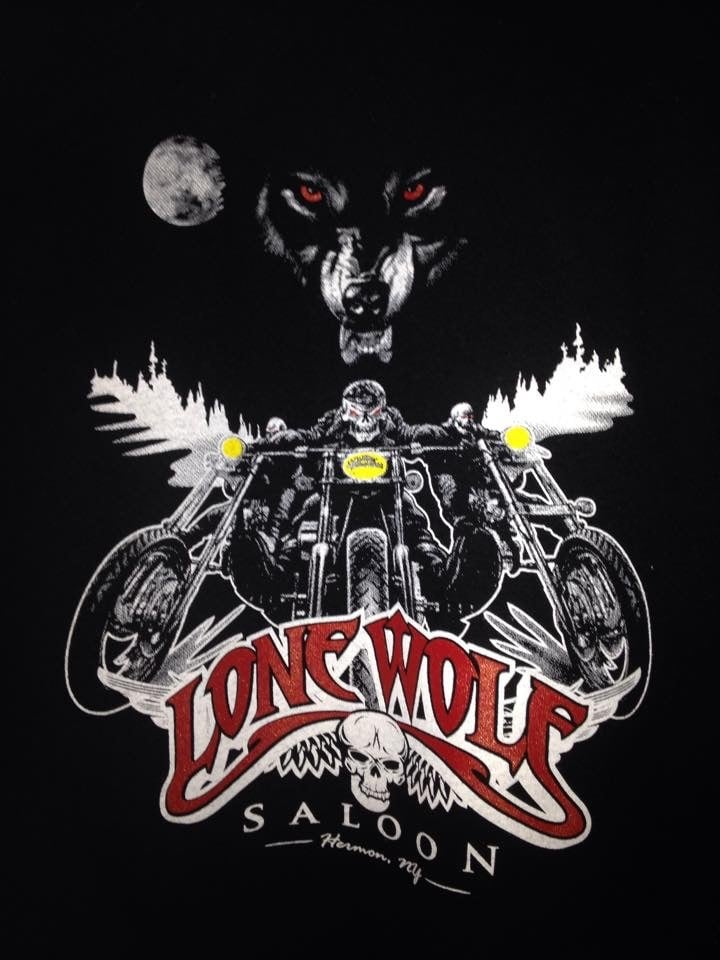 The Lone Wolf Saloon: 107 Church St, Hermon, NY