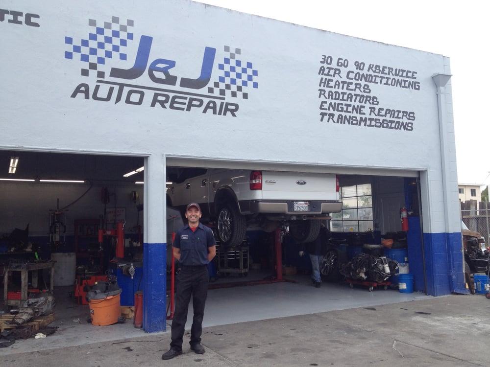 J j auto repair 34 photos 68 reviews garages 1368 for Garage auto st genest lerpt
