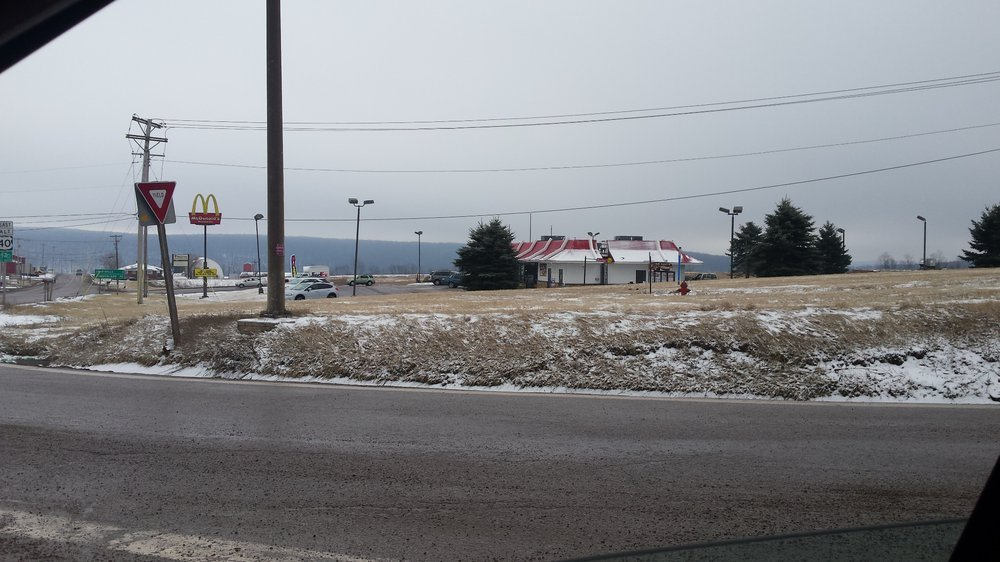 McDonald's: 4098 Nationmal Pike, Grantsville, MD
