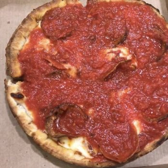 Photo Of Reggio S Pizza Chicago Il United States Style Pepperoni