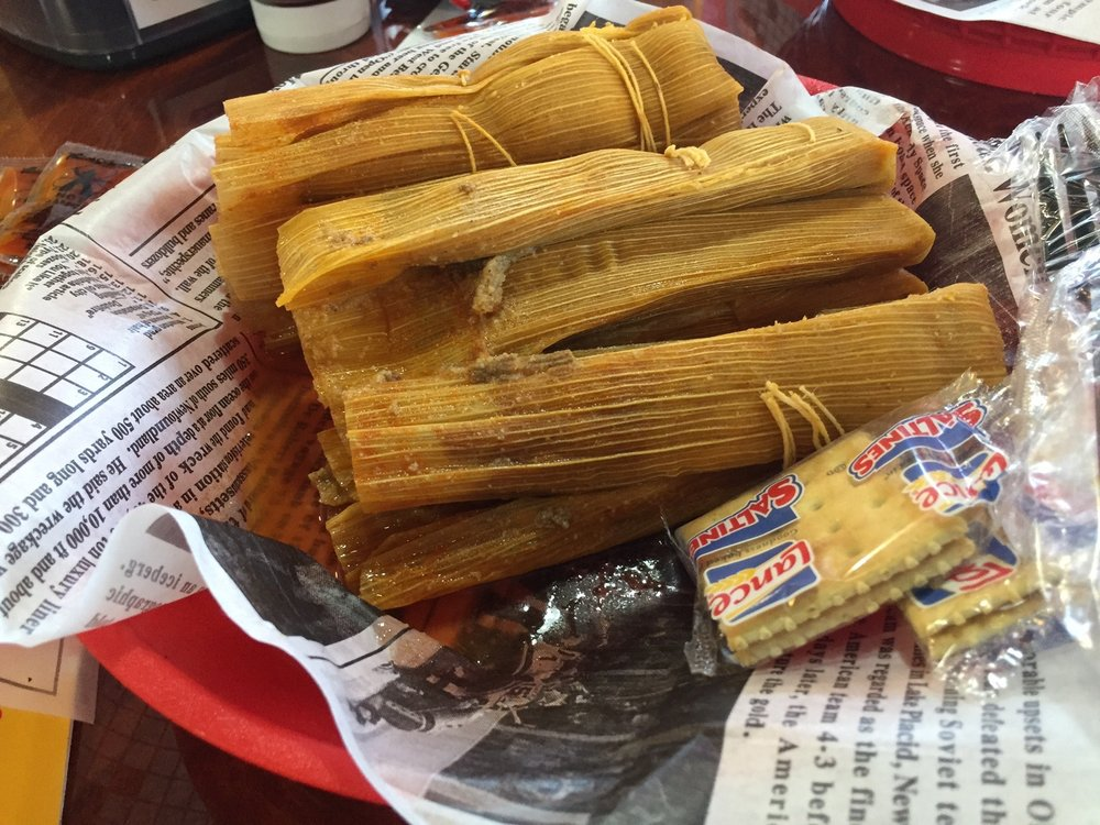 Hot Tamale Heaven And Grill: 1427 Hwy 1 S, Greenville, MS