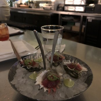 Photo Of Makoto Miami Beach Fl United States Fire And Ice Oyster