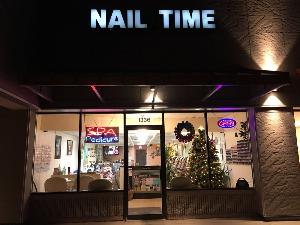 Nail Time: 1336 Big Bend Square Shopping Ctr, Twin oaks, MO