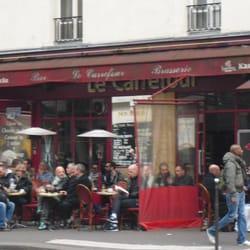 Le Carrefour Cafe Bars 8 Rue Des Archives Marais Paris France