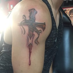 Photo Of Outlaw Art Gallery Tattoos Pasadena Tx United States This