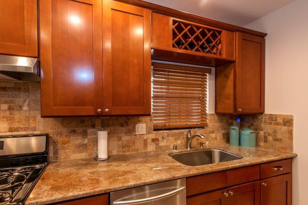 Kitchen Cabinets Yelp fx deluxe collection autumn city - beech wood honey color shaker