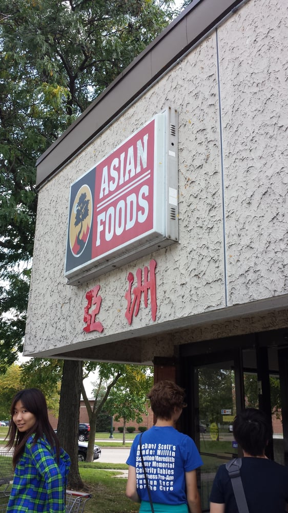 Asian Food Stores In Madison Wi
