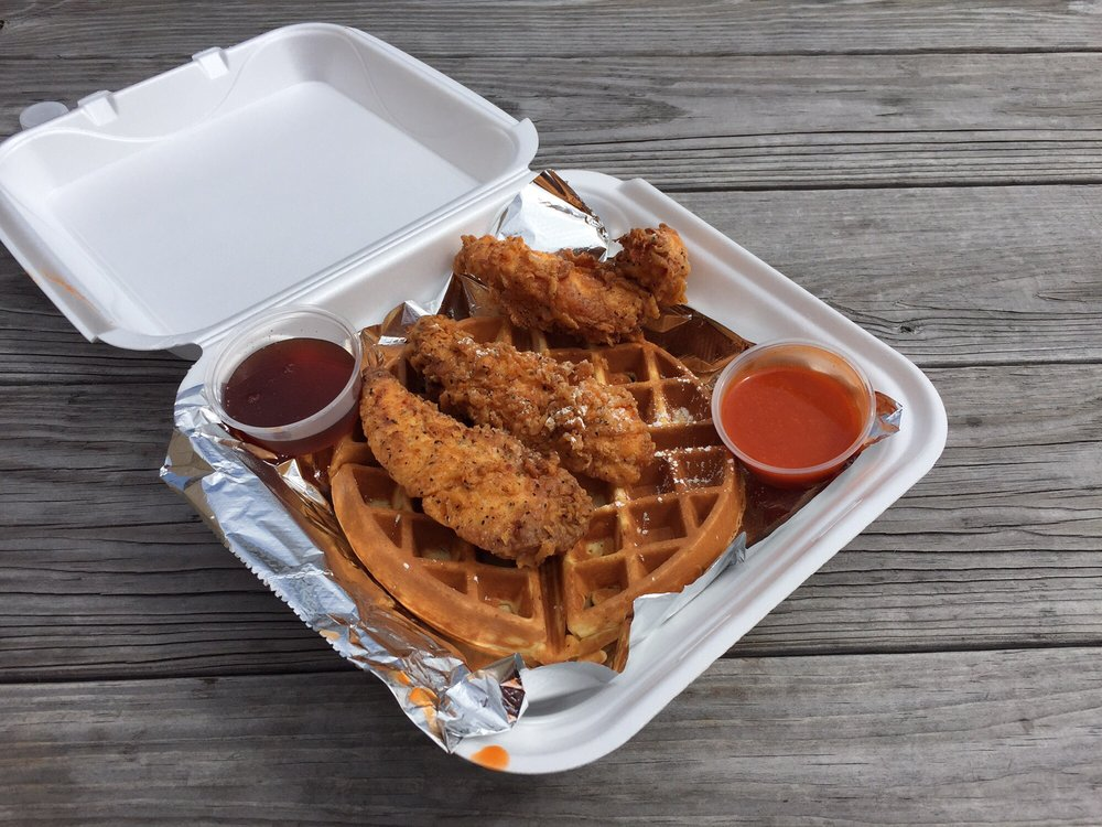 The Coop Chicken And Waffles 42 Photos 27 Reviews Food Trucks