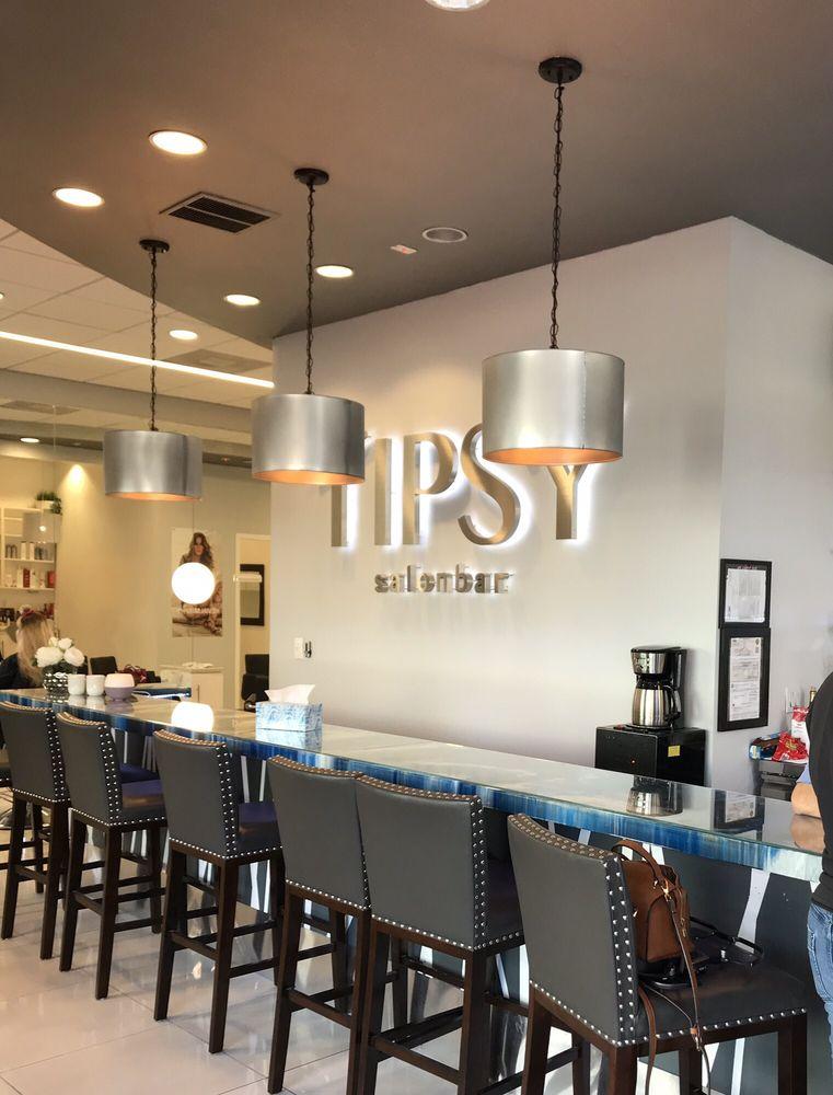 Tipsy SalonBar: 12 NE 4th Ave, Delray Beach, FL