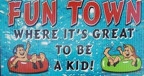 Fun Town Water Park: 995 Noble Carl, Crystal Beach, TX