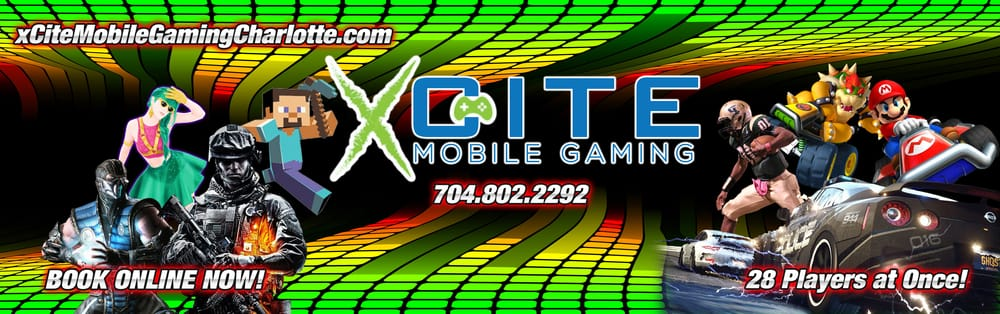 5534f160c38 XCite Mobile Gaming - 26 Photos - Party   Event Planning - 1234 Xcite