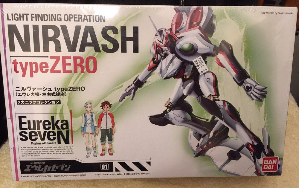 Lfo Nirvash Type Zero From Eureka Seven Yelp