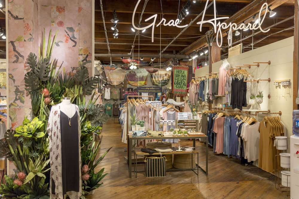 Grae Apparel: 213 Mary Ave, Waco, TX