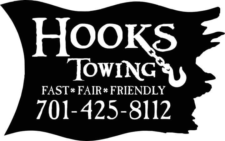 Hook's Towing and Recovery: 4100 33rd Ave, Mandan, ND