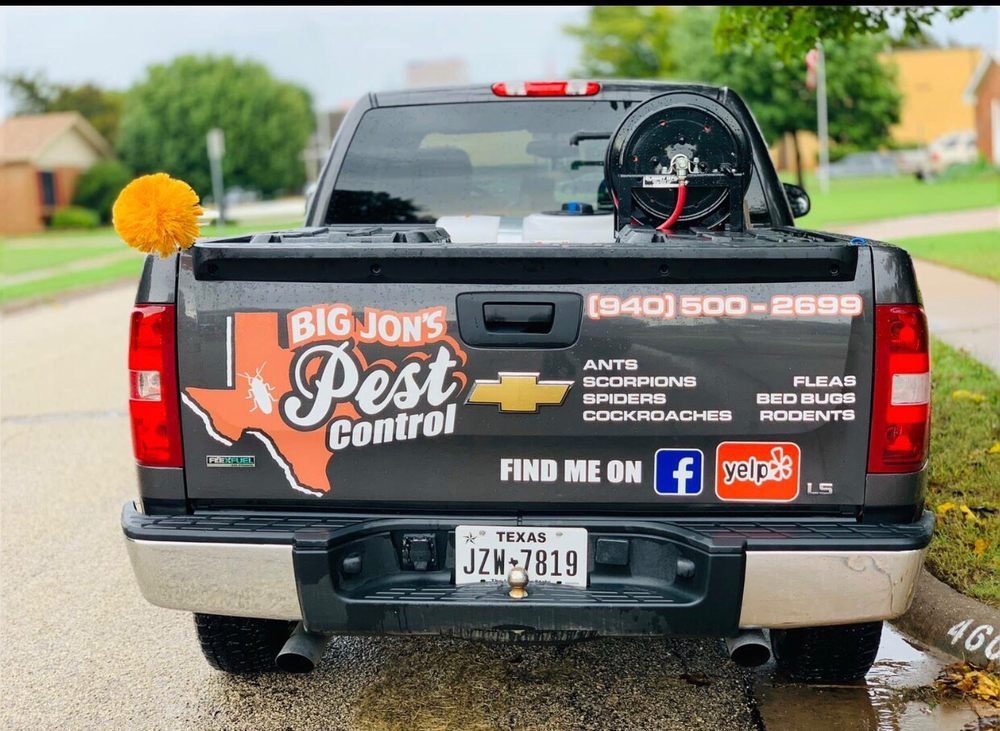 Big Jon's Pest Control: Wichita Falls, TX