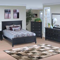 Photo Of Furniture World Marysville Wa United States Tamarack Black Bedroom The
