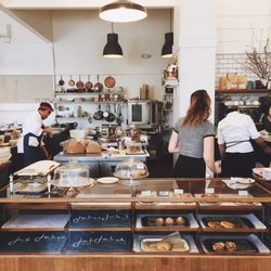 Photo Of Juliet Somerville Ma United States Beautiful Pastries And Ordering Area
