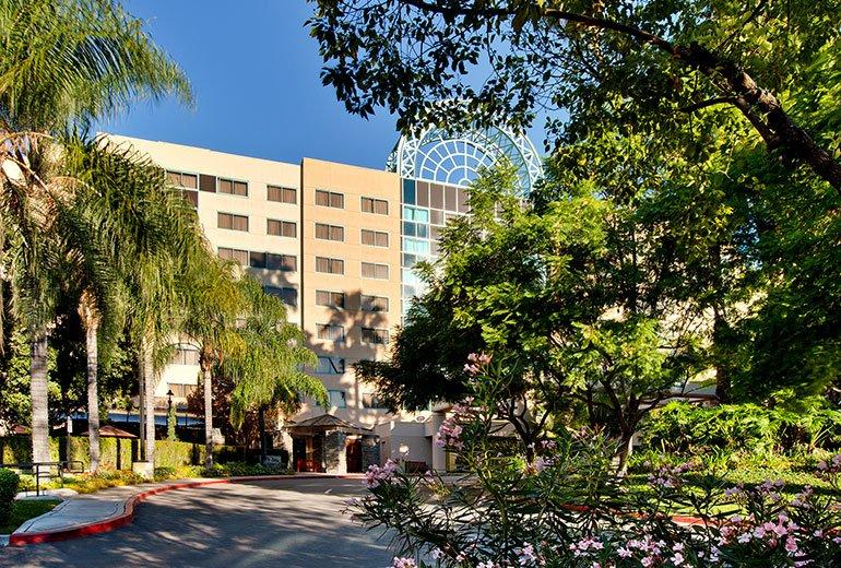 Sheraton Fairplex Hotel & Conference Center: 601 West McKinley Ave, Pomona, CA