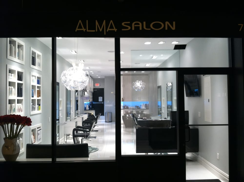 Alma salon 13 photos hair salons 110 5th ave pelham for 5th avenue salon