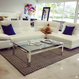 Photo Of SoBe Furniture   Boca Raton, FL, United States. Purple Pops Of