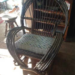 Photo Of Easy Chairs Antiques   Cambridge, MA, United States. Amish  Adirondack Rocking