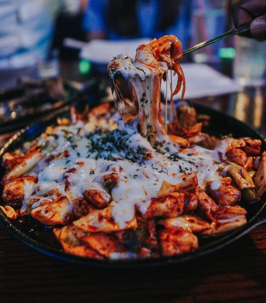 Food from Seoulju Korean Kitchen & Bar